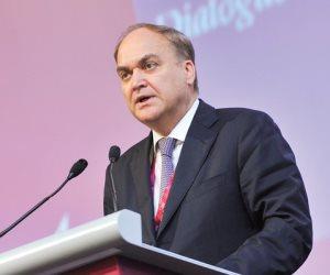 سفير روسيا بواشنطن: التصرفات الأمريكية تؤدى إلى تعقيد الحوار معنا