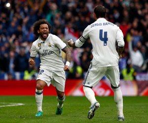 ريال مدريد يكشف حقيقة إصابة مارسيلو في بيان رسمي