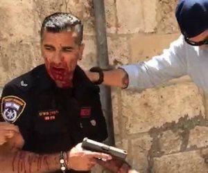 قوات الاحتلال تقتل فلسطيني بعد محاولته تنفيذ عملية طعن بالقدس (فيديو)