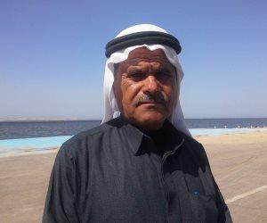 شيخ صيادي «البردويل» لـ«صوت الأمة»: إسرائيل حرمتنا من الخير خلال الاحتلال.. والقوات المسلحة أنقذتها ( حوار )