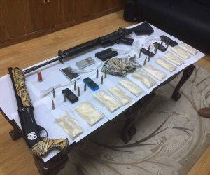 ضبط 8 هاربين من الأحكام و3 آخرين بحوزتهم أسلحة بيضاء فى الإسماعيلية