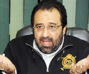 """مجدي عبد الغني : الكرة في مصر ماشية """"بالعك"""""""