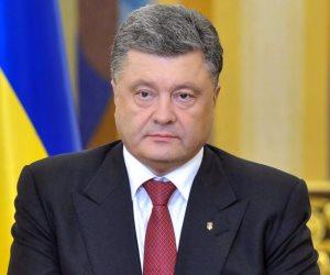 رئيس أوكرانيا: روسيا لن تفلت من مسئولية جرائم القرم
