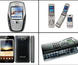 هواتف من العصر الجميل.. أشهر 15 هاتف محمول منذ بداية ظهوره