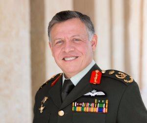 ملك الأردن يطالب بتسوية القضية الفلسطينية