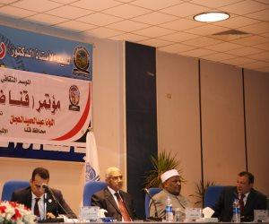 مؤتمر قنا ضد الارهاب بجامعة جنوب الوادي يوصي: عقد مؤتمر طلابي يتناول ابعاد ظاهرة الإرهاب