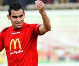أحمد عيد يتعافى من إصابة الغضروف ويعود لصفوف المصرى