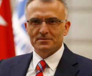 وزير المالية التركي:  عجز الميزانية 2.96 مليار ليرة فى ابريل