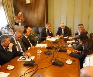 """بدء اجتماع """"صناعة البرلمان"""" لمناقشة مشكلات انقطاع التيار الكهربائى عن المصانع"""