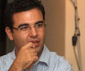 عصام حجي.. «وريث البرادعي» وصاحب مدرسة «الجعجعة السياسية» على تويتر