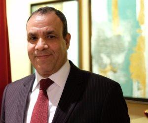 سفير مصر بألمانيا يدعو الجالية المصرية للمشاركة بفاعلية بالانتخابات الرئاسية