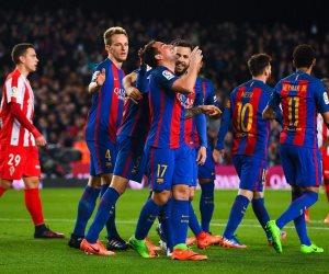 20 لاعبًا فى قائمة برشلونة لمواجهة سبورتنج بدورى أبطال أوروبا