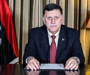 السراج: الخيارات متعددة لردع من يحاول المساس بأمن طرابلس