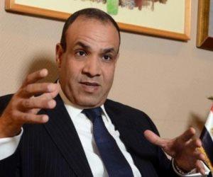 سفير مصر بألمانيا :هناك مستقبل واعد للصناعات في مصر..ولدينا رغبة فى الاستفادة من الخبرة الألمانية