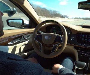 نيويورك تسمح باختبارات السيارات ذاتية القيادة