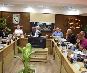 محافظ جنوب سيناء يأمر بإزالة التعديات على أراضي الدولة