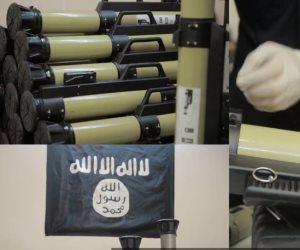 العراق: العثور على مقر وأسلحة تابعين لداعش في بغداد ونينوى