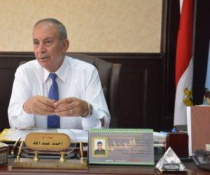 خطة محافظة البحر الأحمر  لتطوير الطرق الداخلية بالغردقة