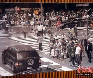 إصابة 10 من المارة بعملية دهس في ساحة تايمز سكوير بنيويورك