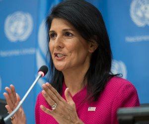 أمريكا تهدد بالانسحاب من مجلس حقوق الإنسان بسبب إسرائيل: فاقد للأهلية