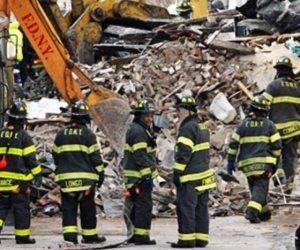 إصابة 19 شخصا إثر انهيار مبنى في سريلانكا