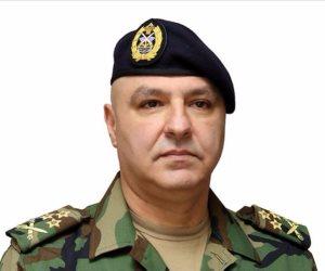 قائد الجيش اللبناني & قاسم سليماني ..الأول يطهر بلاده من داعش والثاني يتدخل في شؤون المنطقة