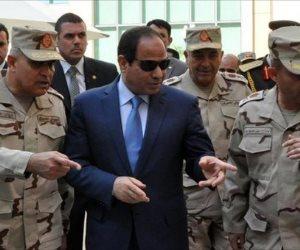 القوات المسلحة تهنئ القائد الأعلى بمناسبة ذكرى العاشر من رمضان