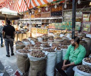 «البلح في خطر».. ضبط طن ونصف غير صالح للاستهلاك الآدمي في الإسكندرية