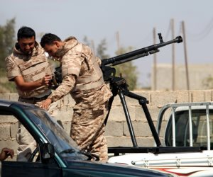 مقتل وإصابة 11 جنديا ليبيا فى انفجار لغم بمدينة درنة