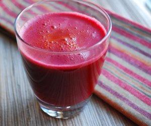 3 مشروبات صحية للتخلص من مشكلات الدورة الدموية.. عصير البنجر والزنجبيل الأفضل