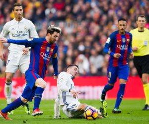 ريال مدريد يواجه برشلونة أغسطس المقبل في كأس السوبر الإسباني