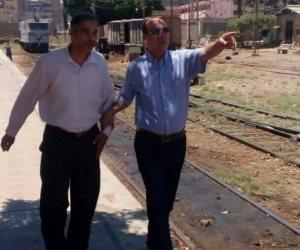 إقالة مدير موقع الفيوم ومشرف النظافة بشركة السكك الحديدية