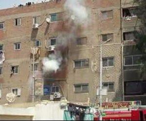 مصرع شخصين وإصابة ثالث في حريق داخل منزل بقنا