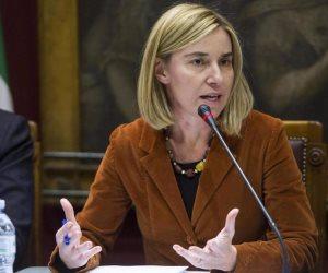 الاتحاد الأوروبي يدعو كل أطراف أزمة كركوك إلى الحوار