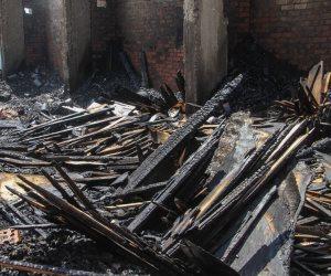 المعمل الجنائي يكشف سر حريق شقة سكنية في السيدة زينب