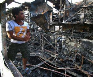 35 قتيلا فى تفجيرات انتحارية فى بغداد والبصرة مساء الجمعة
