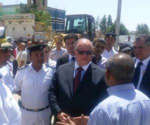 القمة 115.. مدير أمن القاهرة يشرف على الترتيبات الأمنية