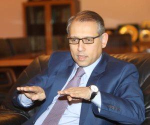 """رئيس الوزراء اللبنانى يلتقى سفير مصر لدى بيروت .. والنجارى:""""الإرهاب لن يثنى مصر عن دورها"""""""