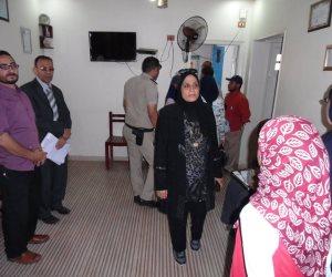 رئيس مدينة الحامول بكفر الشيخ تغلق مستشفى خاص و6 عيادات غير مرخصة