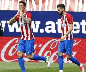توريس وكوريا يقودان تشكيل أتلتيكو مدريد أمام الأهلي
