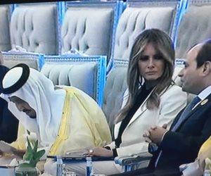 الرئيس السيسي يصل حفل افتتاح مركز «اعتدال» لمحاربة الإرهاب بالرياض
