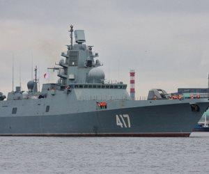 """فرقاطة """"الفاتح"""".. وحش قتال جديد يدخل البحرية المصرية"""