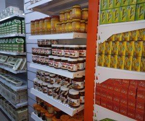 إقبال كبير من المواطنين لشراء ياميش رمضان بعد انخفاض أسعاره في الغربية