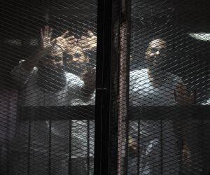 """شاهد للمحكمة: """"بيت المقدس"""" ملثمين أطلقوا النار على دورية الشرطة وقتلوا ضابط"""