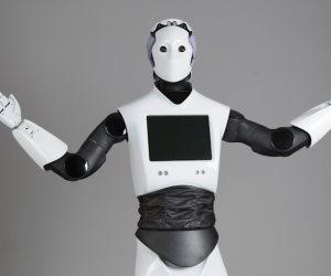 «وايس جيرس» يمثل مصر في مسابقة الروبوتات العالمية