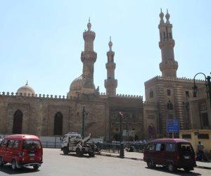نفحات رمضانية.. عن الجامع الأزهر (إنفوجراف)