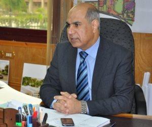 رئيس جامعة كفر الشيخ يستقبل وفدا من وزارة الصيد الموريتانية لبحث التعاون