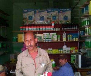«زراعة الشرقية» تضبط 12.5 طن أسمدة ومبيدات في محلين بدون تراخيص
