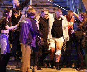 ابحث مع الشرطة البريطانية.. الحقيبة المفقودة لمنفذ هجوم مانشستر الإرهابي