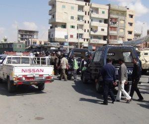 إغلاق أنشطة وإحالة مسئولين مخالفين للنيابة الإدارية في أشمون منوفية